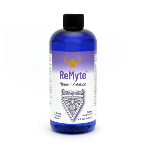 ReMyte - Minerale oplossing | Dr Dean's Pico-ion Multiminerale Oplossing - 480ml