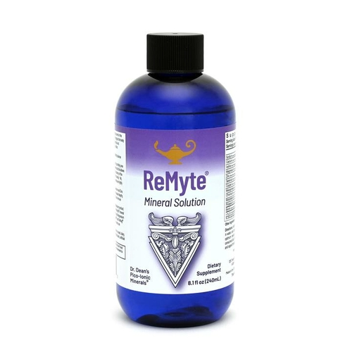 ReMyte - Minerale oplossing   Dr Dean's Pico-ion Multiminerale Oplossing - 240ml