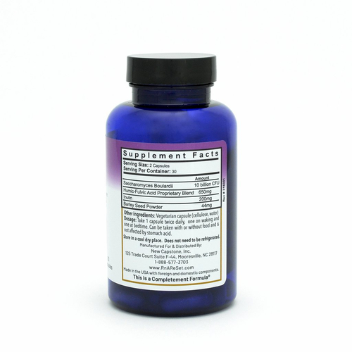 Flora ReVive - Probiotische met Turf Extracten - Capsules